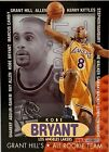 Grant Hill Rookie Cards and Memorabilia Guide 10