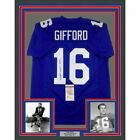 Frank Gifford Cards, Rookie Cards and Autographed Memorabilia Guide 43