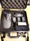 Dji Mavic Pro Drone With 4 Batteries Remote Extra Propellers Lenses And Case