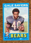 Top 10 Gale Sayers Football Cards 25