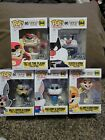 Funko Pop! Animation DC Comics Looney Tunes -Set of 5- FYE Exclusive! Sold Out!!