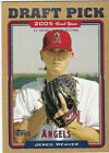 Jered Weaver Rookie Card Guide 19