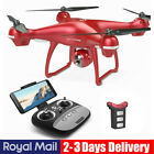 Holy Stone HS100G Drone with 1080p HD Camera FPV GPS return home RC quadcopter