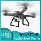 Holy Stone HS700D 2 Batteries GPS Drone 2K FHD Camera Brushless RC Quadcopter