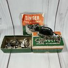 Vtg Singer Zigzag Attachment 160620  Singer Sewing Machine Attachments in Boxes