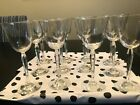 Baccarat set of 12 Clara Water Glasses used 3 times