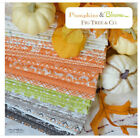 Pumpkins Blossoms Fat Quarter Bundle Of 38 By Fig Tree and Company
