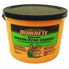 10LB Water Stop Cement by Quikrete 1126-11