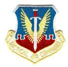 AIR FORCE TACTICAL AIR  COMMAND TAC  AUTHENTIC PATCH
