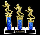 FOOTBALL TROPHIES FANTASY GAMES 1st-3rd TROPHY AWARDS