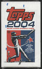 2004 Topps Series 1 Baseball - Factory Sealed Hobby Box