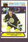 1980-81 OPC Hockey Ray Bourque RC #2 Bruins NM MT