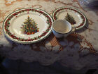 Christopher Radko 3 piece settting (Holiday celebratio)