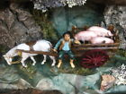 Nativity Scene Villager Animals Figurine Cart Horse Pigs Landi Presepio Pesebre