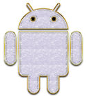 Android decal sticker HTC droid evo incredible sprint