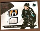 Dany Heatley 2010-11 Luxury Suite Jersey Sick Stick #59
