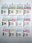 Martha Stewart Crafts Paper Punch All Over The Page 2011 Patterns NIB