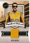 2011 Press Pass Fanfare Kyle Busch RU Firesuit 199