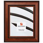 Craig Frames 2 Prairie Country Brown Wooden Picture Frames  Poster Frames