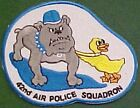 U.S. Air Force 42nd Air Police Squadron Patch