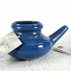 CERAMIC NETI POT nasal rinse sinus Allergy yoga irrigation NEW