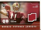 2005 Upper Deck Rookie Futures Jerseys JSY #AS Alex Smith QB 49ers