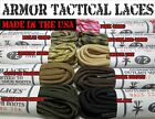 Paracord Laces  Armor Laces  Boot Laces  Paracord FREE SHIPPING  NEW