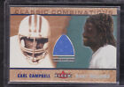 Earl Campbell Cards, Rookie Cards and Memorabilia Guide 12