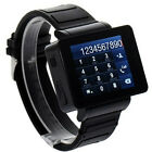 Watch Cell Phone Touch Screen 18 inch Java FM ATT Mobile Unlocked Quad band