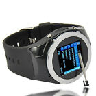 Watch Cell Phone Quad Band Unlocked touch Screen GSM AT T Mobile Camera FM MP4