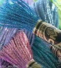 DMC Light Effect Metallic Floss Choose from 36 colors or combo sets