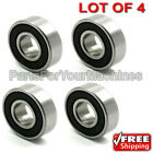 4 SPINDLE BEARINGS FOR JOHN DEERE REPL JD8535 GX20818 GX21510 FREE SHIPPING