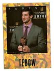 2012 Panini Fathers Day Tim Tebow Cracked Ice SP Parallel New York Jets