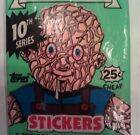 Garbage Pail Kids card pack - Series 10 Unopened - Topps - Bubble Gum - Rare GPK
