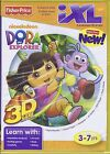 DORA the Explorer (Fisher-Price iXL Learning System, 2011) FACTORY SEALED!