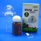 ISTA SNAIL TRAP  free bait for aquarium fish plants tank Planarian leech Catch
