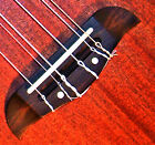 Oscar Schmidt OU26T 6 string Tenor Ukulele with Hard Case extra strings