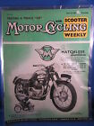 Motor Cycling Scooter Weekly April 16 1959 Vol 99 No 2561