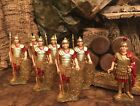 Landi Nativity Scene Roman Soldiers Figurines 3 3 4 H Set 7 Pesebre Soldados