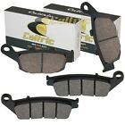 Brake Pads HONDA NT650 NT 650 HAWK GT 1988-1991 Motorcycle Front Rear Brake Pads