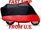 keeway cruiser 250 Motorcycle Cover QQ XL RED/Black