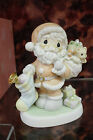 Precious Moments 112880 MAY YOUR HEART BE FILLED WITH CHRISTMAS JOY Santa NEW