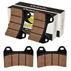 BRAKE PADS DUCATI 996 MONSTER S4R BIPOSTS MONOPOSTO 2000-2001 FRONT BRAKE PADS