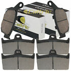 Brake Pads for Triumph 955 Daytona 955I 1997-2006 Front Rear Motorcycle Pads
