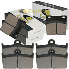 BRAKE PADS SUZUKI GSF1200S GSF1200 BANDIT 1997-2000 FRONT REAR MOTORCYCLE PADS