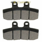 BRAKE PADS FITS HONDA CA125 REBEL 1998 1999 2000 FRONT MOTORCYCLE PADS