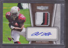 2010 Topps Unrivaled Autographed Patch #UAPAR Andre Roberts Auto Jersey 311 349