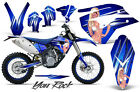 HUSABERG FE 390/450/570 09-12 GRAPHICS KIT DECALS STICKERS CREATORX YRBL