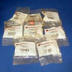 CUTLER-HAMMER RED PLASTIC LENS 10250TC21 SERIES A4 *LOT OF 8, NEW*
