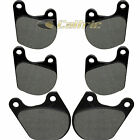 Brake Pads for Harley Davidson Xlch 1000 Sportster 1978-1983 Front Rear Pads
